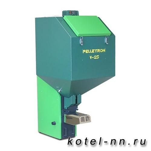Пеллетный котел автоматический Pelletron Vector-25 II