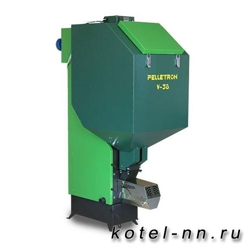 Пеллетный котел автоматический Pelletron Vector-36