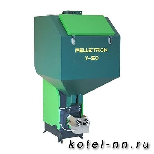 Пеллетный котел автоматический Pelletron Vector-50