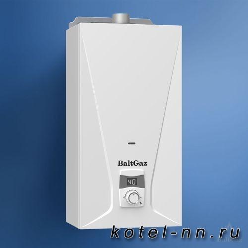 Газовый котел BaltGaz 17 Turbo серии Super Lux сж. газ