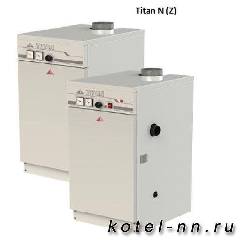 Напольный газовый котел Тitan N40E