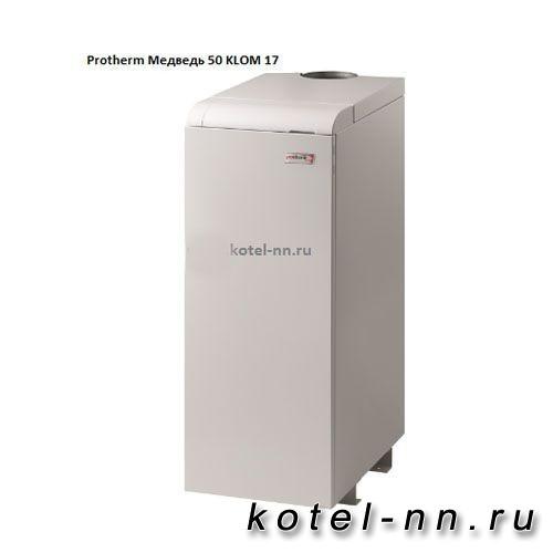 Напольный газовый котел Protherm Медведь 50 KLOM
