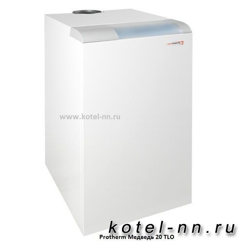 Напольный газовый котел Protherm Медведь 50 TLO