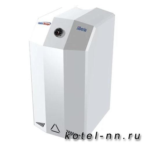 Напольный газовый котел Siberia КЧГО 16