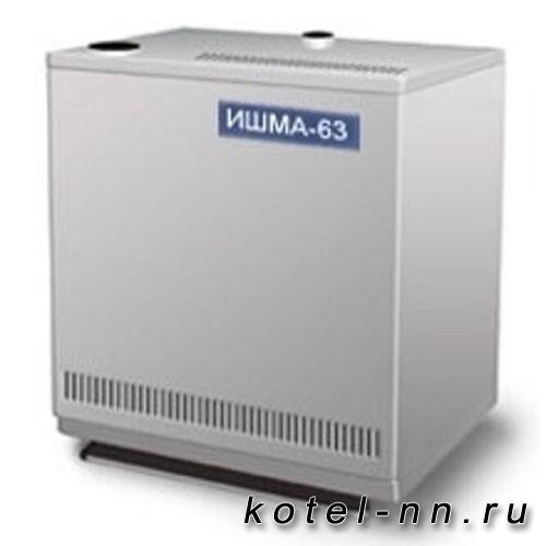 Газовый котел Боринский ИШМА 63