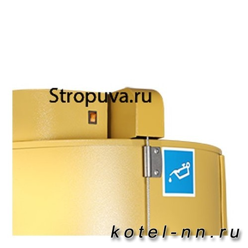 Твердотопливный котел Stropuva S15P