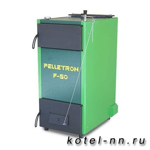 Твердотопливный котел Pelletron Ferrum-50