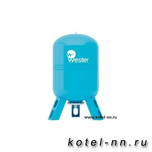 Гидроаккумулятор Stout 50 л