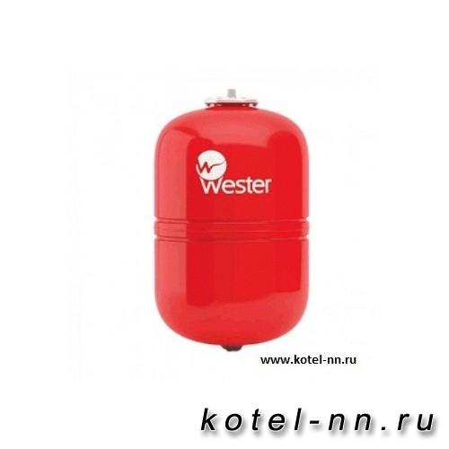 Расширительный бак WESTER WRV 35 л / 5 бар (сменная мембрана)