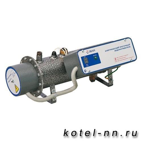 Электрический проточный водонагреватель Эван ЭПВН 15