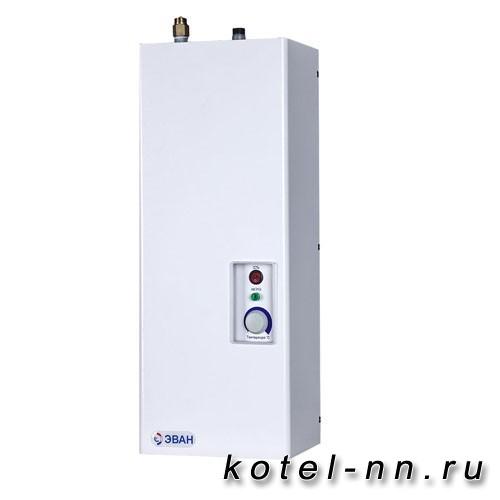 Электрический проточный водонагреватель Эван В1-9