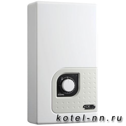 Электрический водонагреватель Kospel KDE-27 BONUS