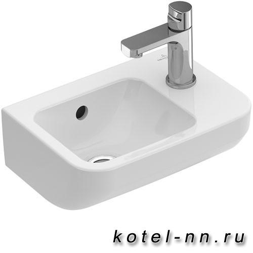 Раковина Villeroy&Boch Architectura, шг 360*260, цвет-альпийский белый
