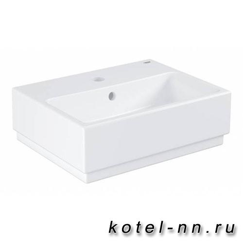 Мини-раковина Grohe Cube Ceramic 45 см, альпин-белый