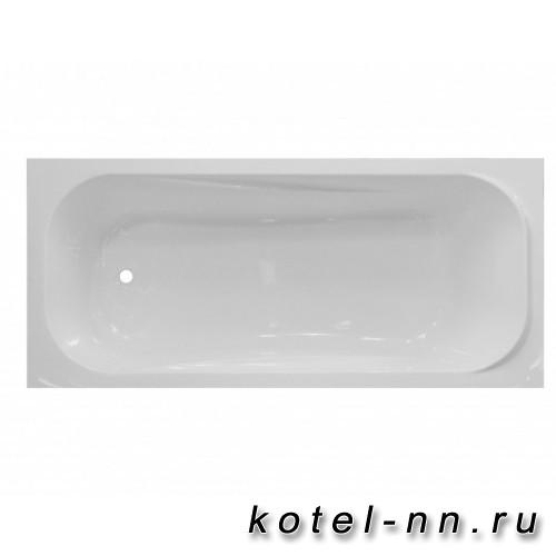 Ванна прямоугольная из литьевого мрамора Эстет Альфа 1800х800