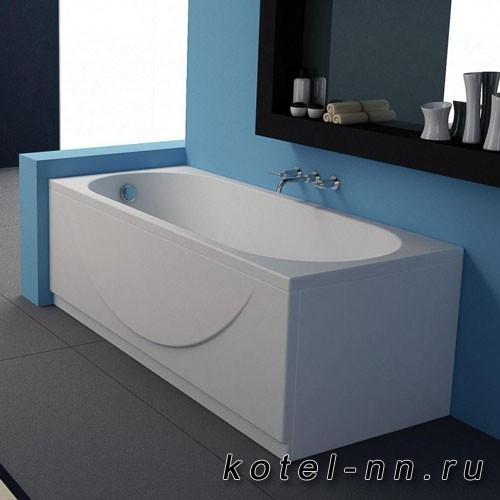 Ванна акриловая прямоугольная Kolpa-San Tamia 150