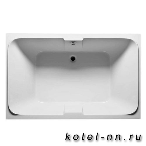 Ванна акриловая прямоугольная Riho SOBEK 180х115 Riho