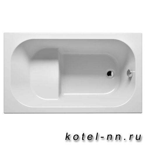 Ванна акриловая прямоугольная Riho PETIT 120х70