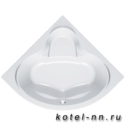 Ванна акриловая угловая Kolpa-San Alba 150x150