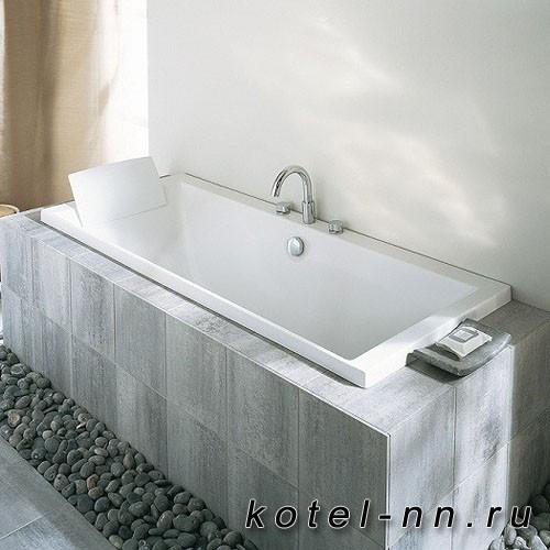 Ванна акриловая прямоугольная Jacob Delafon Evok 180x80