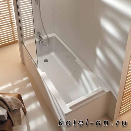 Ванна акриловая прямоугольная Jacob Delafon Struktura 170x70