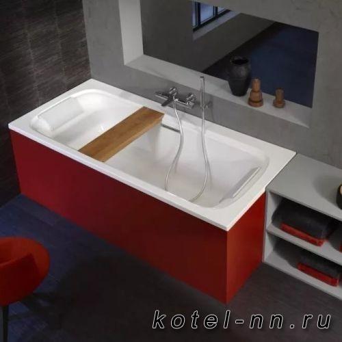 Ванна акриловая прямоугольная Jacob Delafon Elite 190X90