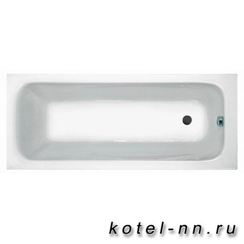 Акриловая ванна прямоугольная Roca Line 170x70