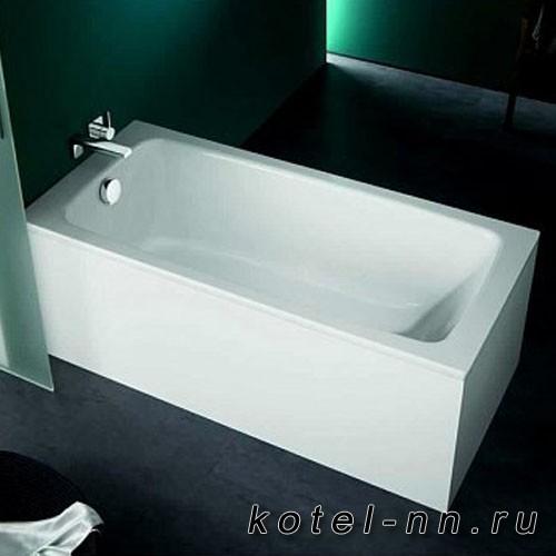 Стальная ванна прямоугольная Kaldewei Cayono пустая Мод.750 170х75x41 белый + anty-sleap+easy-сlean