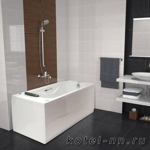 Ванна прямоугольная акриловая Santek ТЕНЕРИФЕ XL 170х70  белая