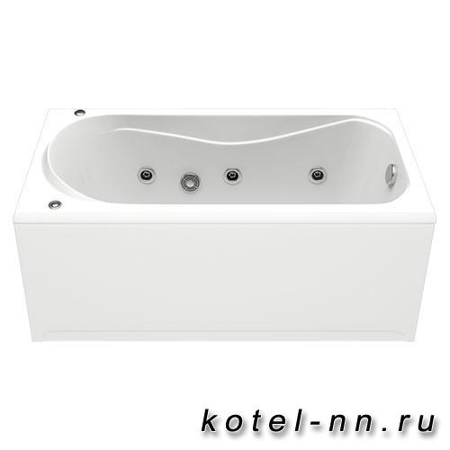 Акриловая ванна прямоугольная Bas Верона 1500 x 700 без гидромассажа