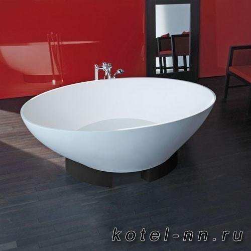 Прямоугольная ванна Kolpa-San Tristan FS 196*117