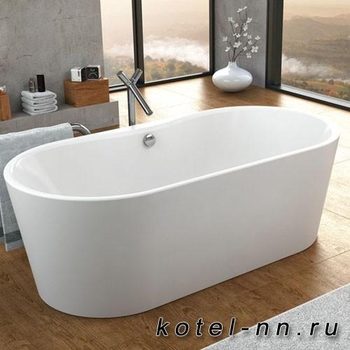 Акриловая прямоугольная ванна Kolpa-San Comodo FS 185*90