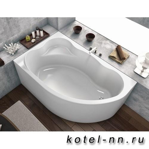 Акриловая угловая ванна Kolpa-San Amadis NEW 160 -L, -D