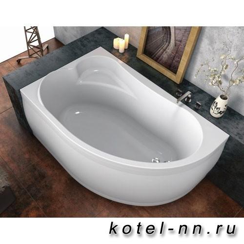 Акриловая угловая ванна Kolpa-San Voice 150 -L, -D