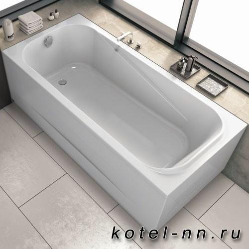 Акриловая прямоугольная ванна Kolpa-San String 160