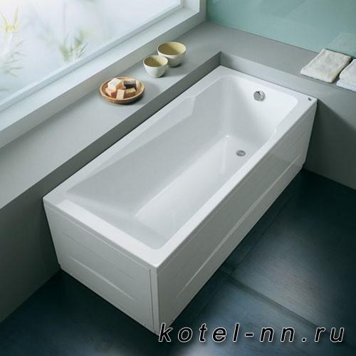 Акриловая прямоугольная ванна Kolpa-san Armida 180*80