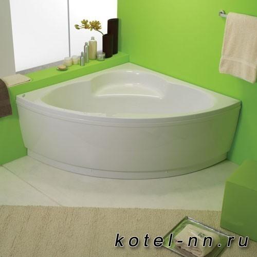 Акриловая угловая ванна Kolpa-san Royal 140, 130, 120