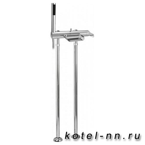 Смеситель для ванны Cezares напольный, арт. HEAVEN-VDP-01-Cr