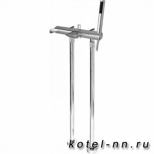 Смеситель для ванны Cezares напольный, арт. GARDA-VDP-01-Cr