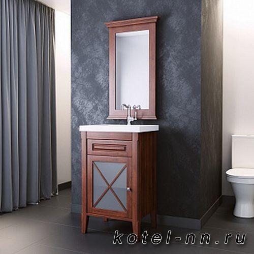 Мебель для ванной Opadiris Палермо 50 Светлый орех