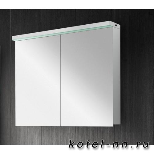Зеркальный шкаф Dreja Aston 90х77 см