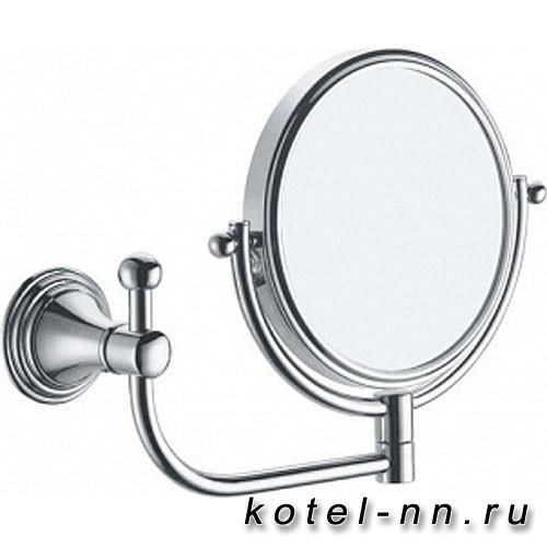 Зеркало Fixsen Best FX-71621 косметическое настенное хром