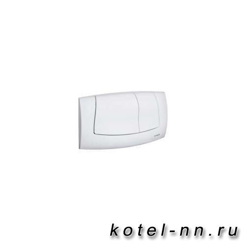 Клавиша смыва Schwab, цвет белый, арт. Onda