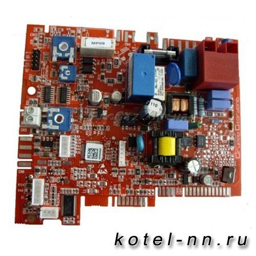Плата управления Beretta Ciao 24 D CSICAI (дисплей и две ручки на панеле управления) MP09