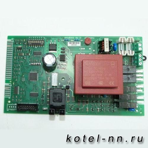 Плата управления Bosch Gaz 4000 W, Buderus Logomax U042 арт. 87160134660, 87160109120