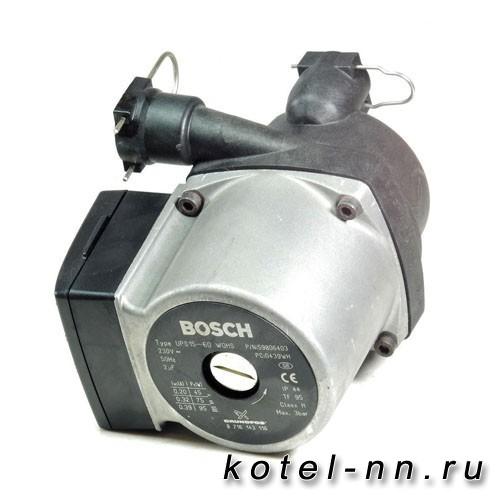 Насос циркуляционный Bosch Gaz 4000 W, Buderus Logomax U022, U024 арт. 87161431160