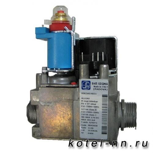 Клапан газовый SIT 845 PROTHERM Пантера v.15, v.17, арт. 0020023213