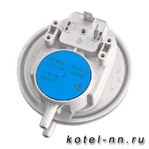 Реле давления воздуха (маностат, прессостат) 115/95 Pa для котлов Ferroli (39817511)
