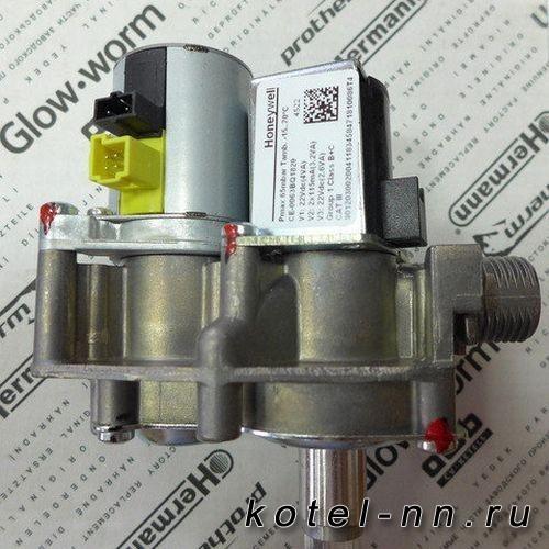 Клапан газовый Honeywell GASTEP4 для котлов Protherm Гепард, Пантера, арт. 0020039188, 0020049296