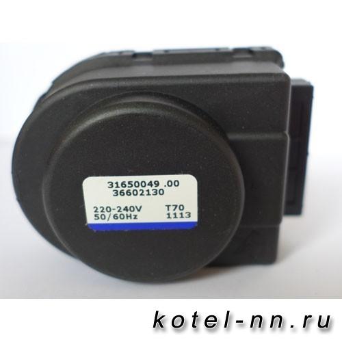 Мотор трехходового клапана для котлов Ferroli (39842120) 398064180, 36602130